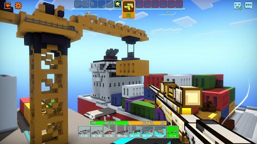 Code Triche Cops N Robbers - FPS Mini Game mod apk screenshots 6