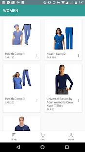 Health Camp - náhled