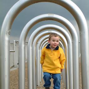 Cute by Phil Clarkstone - Babies & Children Child Portraits