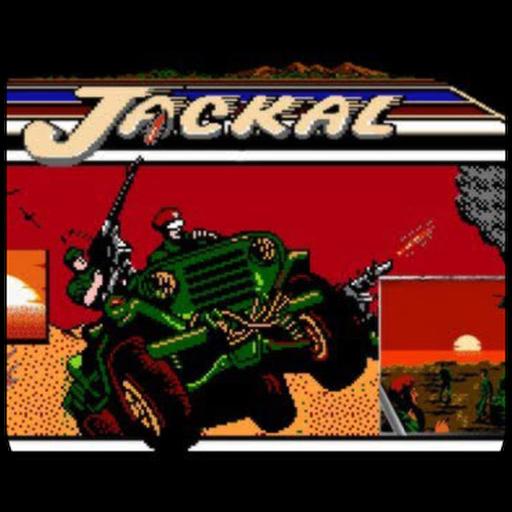 Super Jackal Jeep