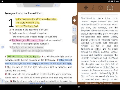 Africa Study Bible- screenshot thumbnail