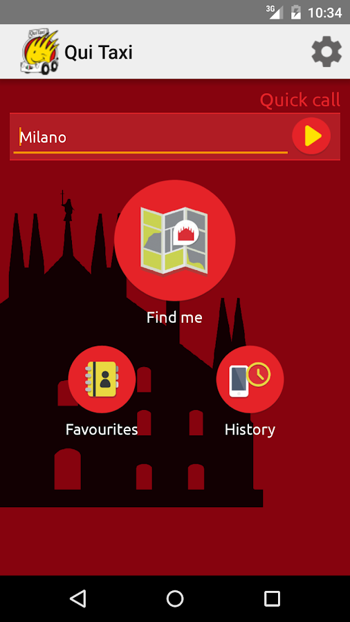 Qui Taxi - screenshot