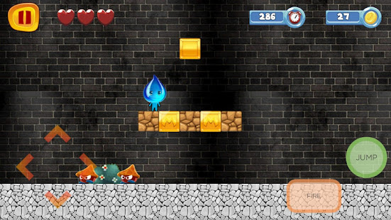 Download Red Boy And Blue Girl Advanture For PC Windows and Mac apk screenshot 3