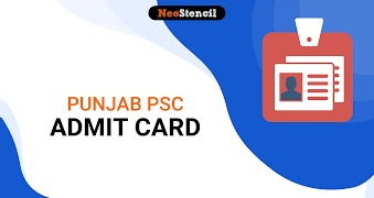 PPSC Admit Card 2020: Download Punjab PSC Hall Tickets