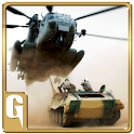 Helicopter Tanks War Simulator icon