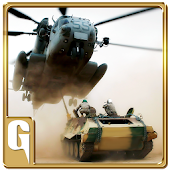 Game Helicopter Tanks War Simulator apk for kindle fire