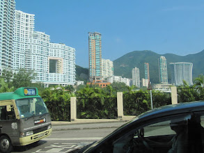Photo: Day 200 - Housing on the Coast Road to Stanley Village (HK Island)