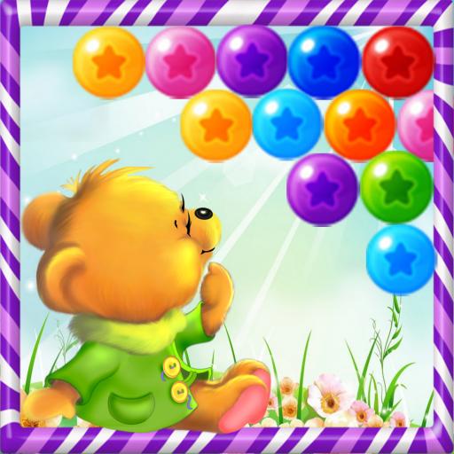 Funny Pet Bubble Shooter