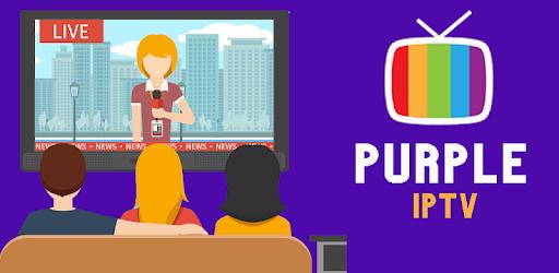 Purple Universal IPTV Pro - Apps on Google Play