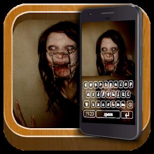 Vampire Zombie Emoji Keyboard - náhled