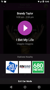 KiSS 107.7 Lethbridge- screenshot thumbnail