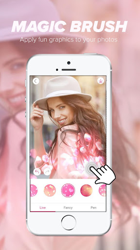BeautyPlus - Easy Photo Editor app (apk) free download for Android/PC/Windows screenshot