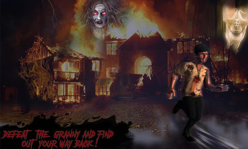 Haunted House Escape - Granny Ghost Games filehippodl screenshot 7