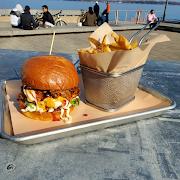 PK Experience Burger