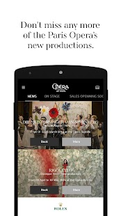 Opéra national de Paris- screenshot thumbnail