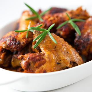 Steal This Recipe® Honey Cayenne Mop Chicken