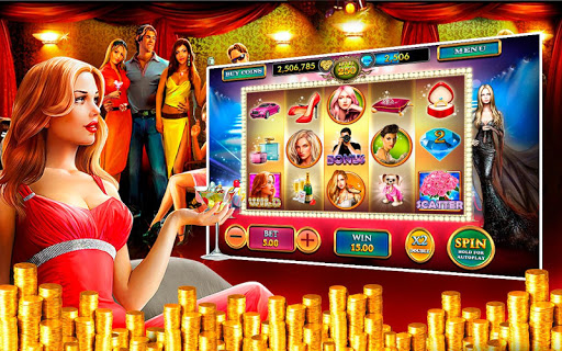 Fashion Models Slots Casino