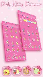 App Pink Princess Kitty APK for Windows Phone