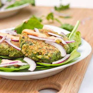 Vegan Chickpea Fritters Recipes.