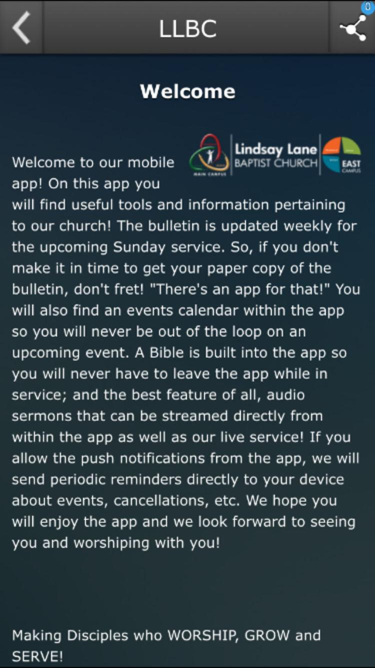 Скриншот LLBC