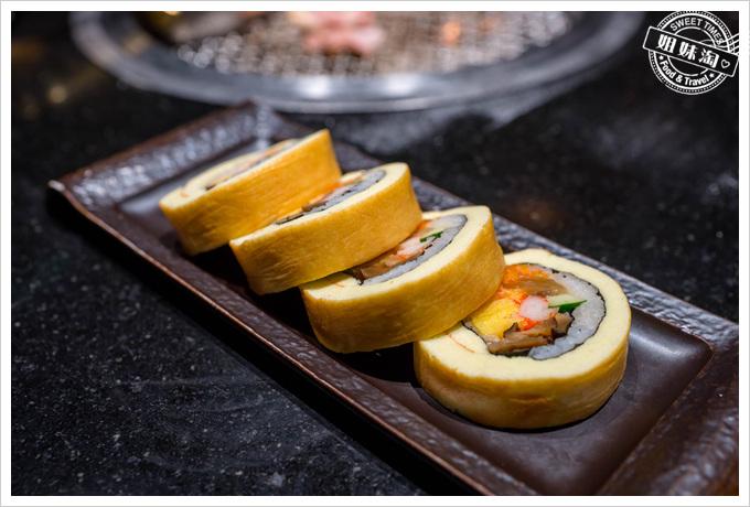 碳佐麻里蛋糕壽司