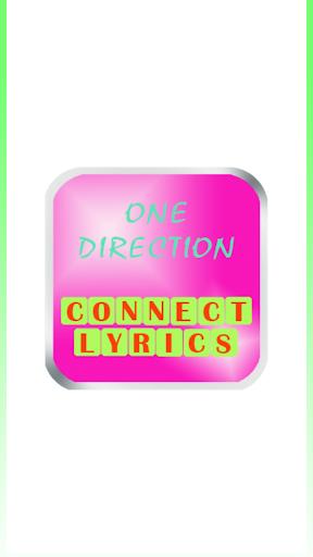 One Direction Connect Lyrics