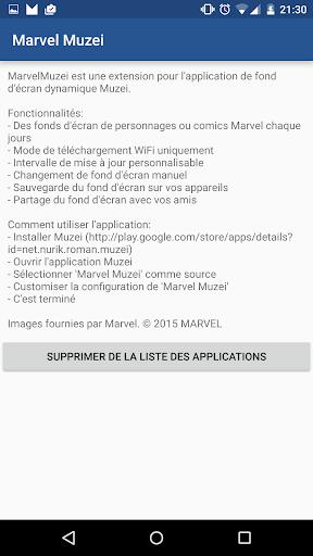 Muzei - Superheroes