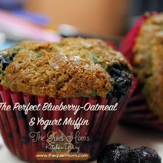 The Perfect Blueberry Muffin.