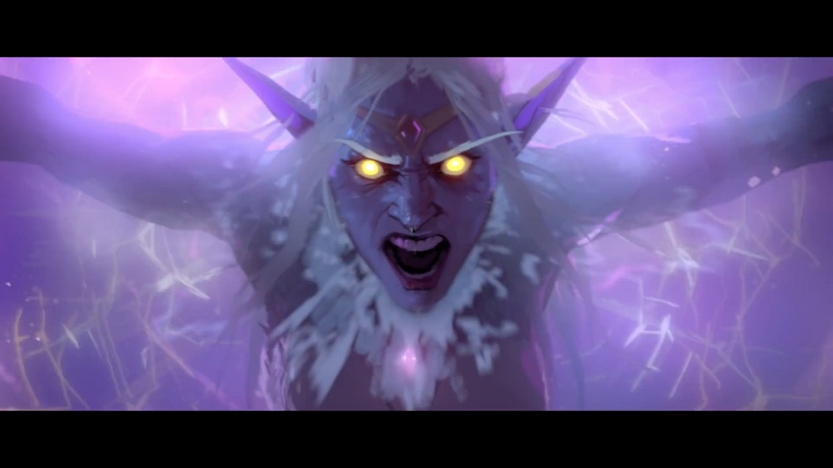 azshara cinematic