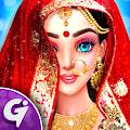 Indian Wedding Designer Sarees Beauty Salon Makeup APK