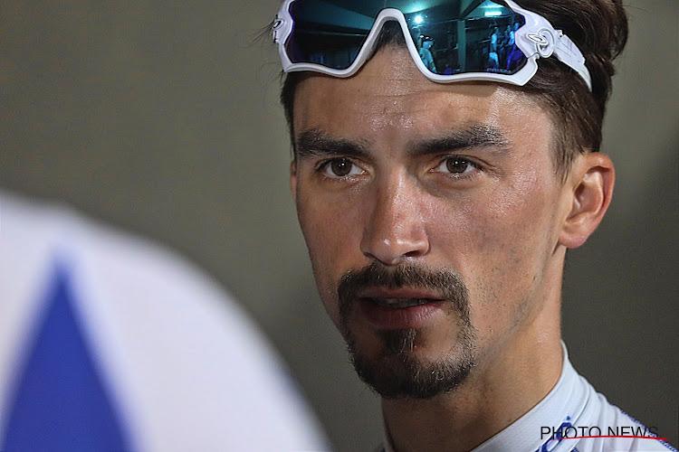 Alaphilippe en zijn maats beginnen aan Ronde van Colombia met tweede plek in ploegentijdrit, winnaars demonstreren