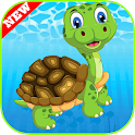 the suрer turtle toss icon