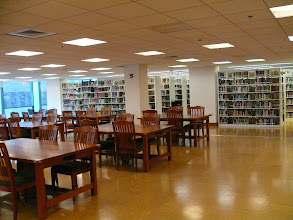 Photo: Beatley Library, Simmons College