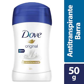 Desodorante Dove   Original En Barra x50G