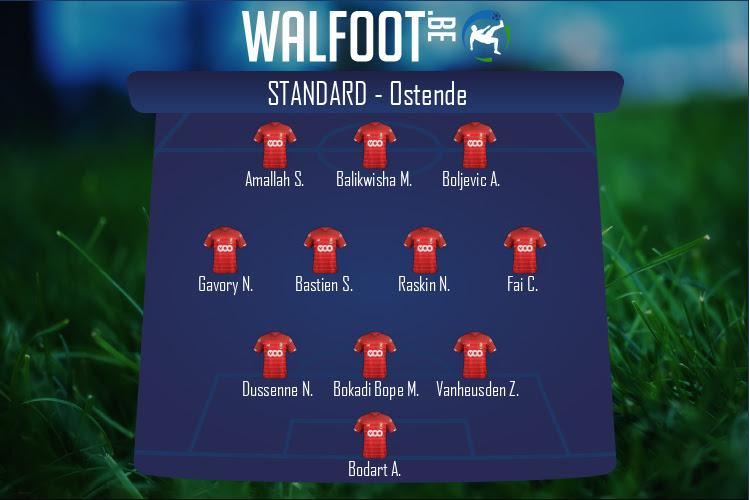 Standard (Standard - Ostende)