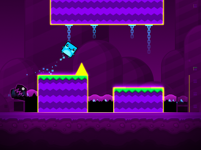 Geometry Dash World- screenshot thumbnail