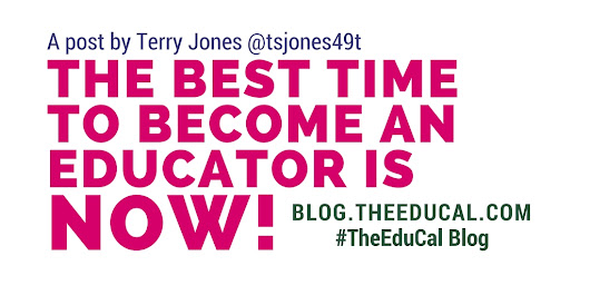 The Best Time to Become a Professional Educator is Now! ~ The Education Calendar Blog