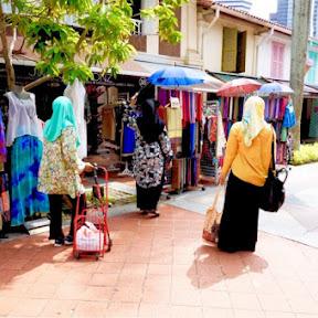 マーライオンだけじゃない!多文化国家シンガポールで、アラビア世界を体験しよう