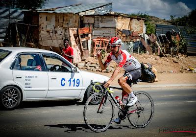 Victor Campenaerts trekt opnieuw naar Namibië