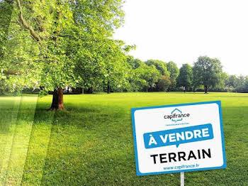 Terrain 1544 m2