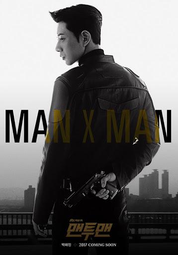 KDrama Man to Man Poster