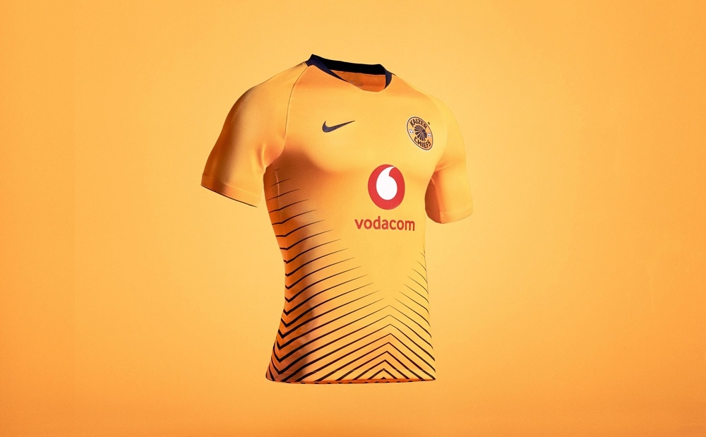 REVEALED  Kaizer Chiefs unveil new kit for the upcoming PSL season