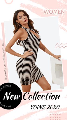 YOINS-fashion clothing-your wardrobe 6.3.2 screenshots 1
