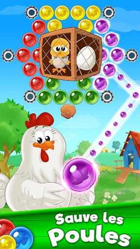 Farm Bubbles Bubble Shooter Pop - Jeu de Bulles  captures d'écran 2