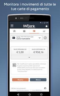 IWBank - náhled