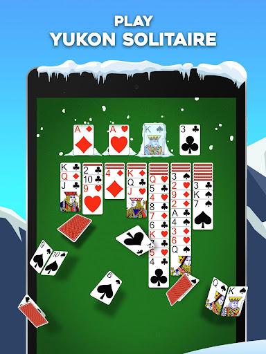 Yukon Russian u2013 Classic Solitaire Challenge Game 1.2.0.265 screenshots 6
