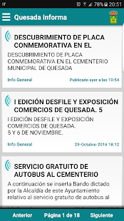 Quesada Informa- screenshot thumbnail