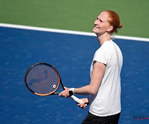 Alison Van Uytvanck uitgeschakeld in de eerste ronde op Roland Garros