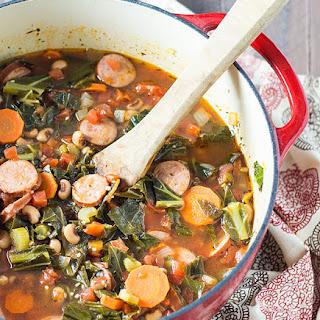 Collard Green Soup Recipes.