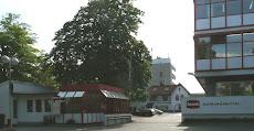 Firma Zamek im Düsseldorfer Süden.